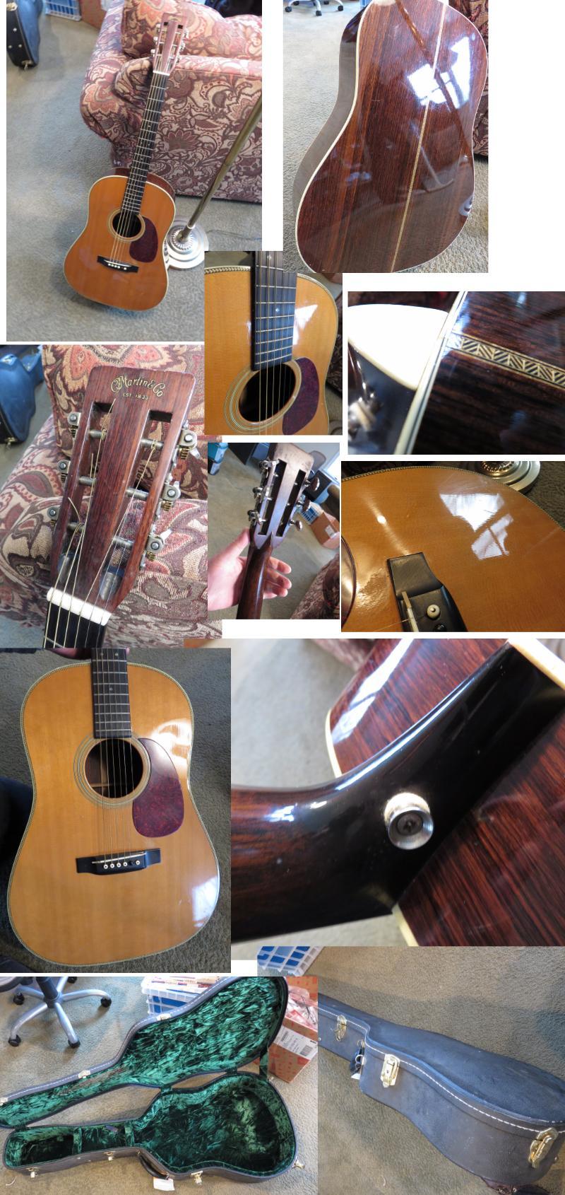my martin guitar for sale. Black Bedroom Furniture Sets. Home Design Ideas